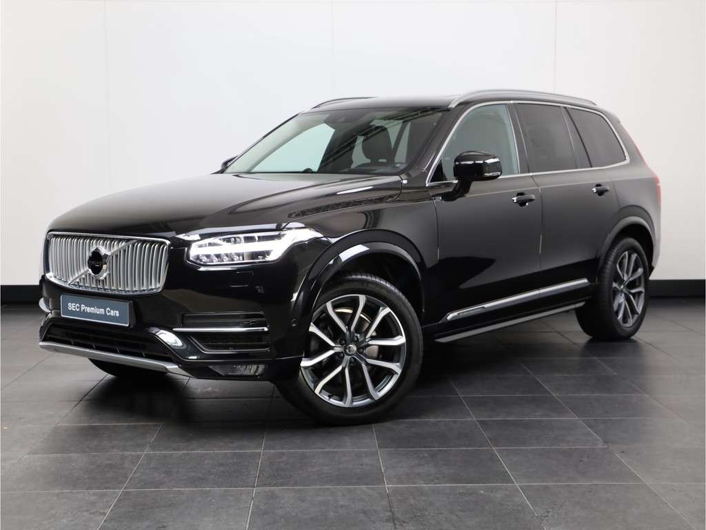 Volvo XC90 financial lease