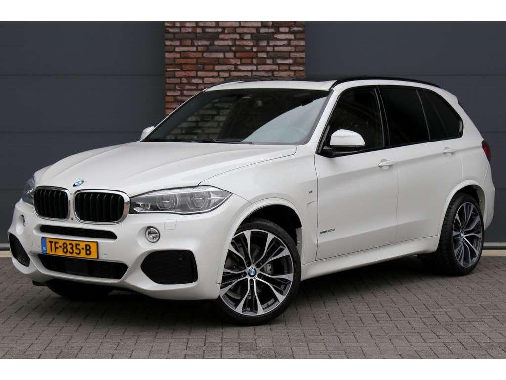 BMW X5 financial lease zzp mkb