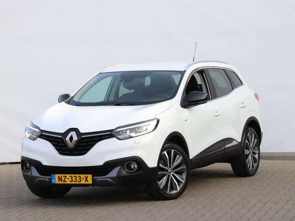 Renault Kadjar leasen tweedehands