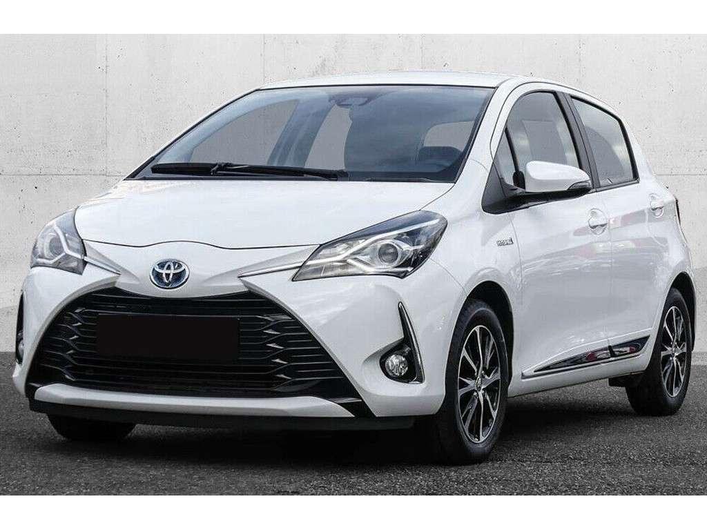 Toyota Yaris Leasen