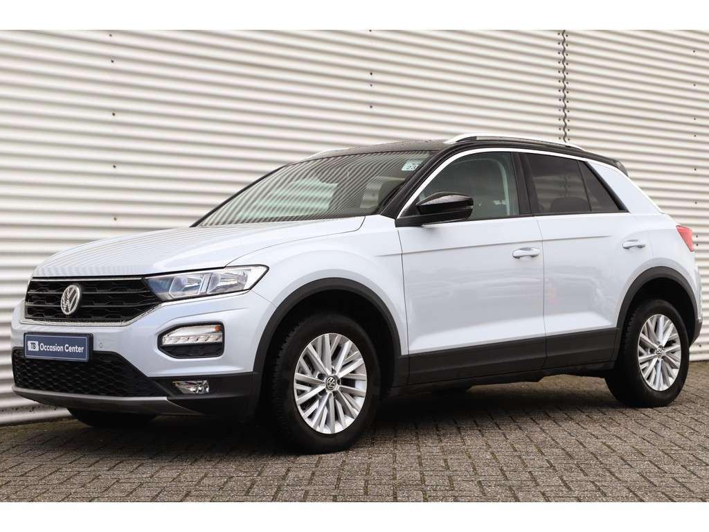 Volkswagen T-roc leasen