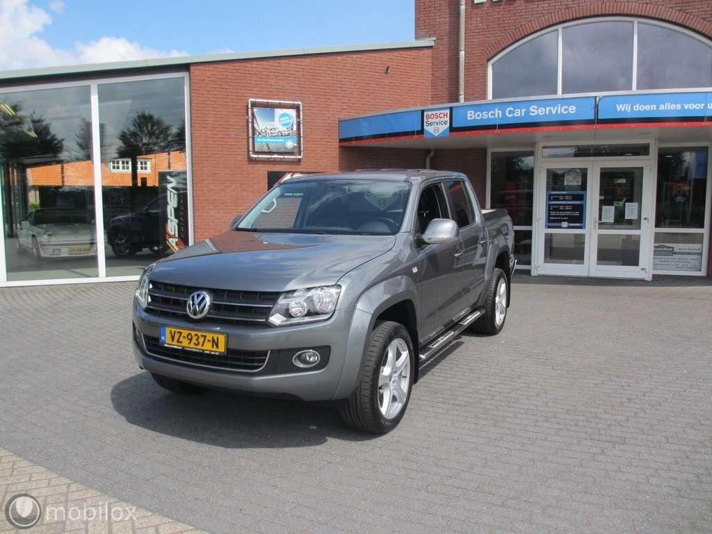 VW Amarok financial lease