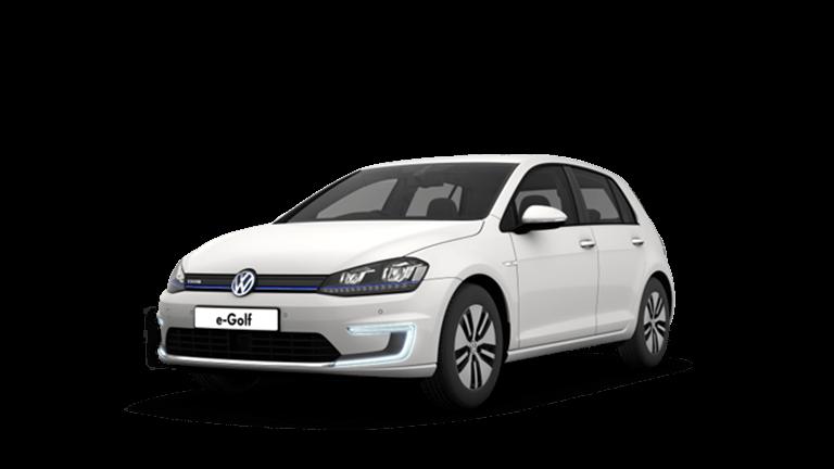 Volkswagen e-golf financial lease