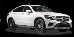 Mercedes-Benz GLC financial lease