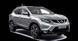 Nissan Qashqai SUV financial lease